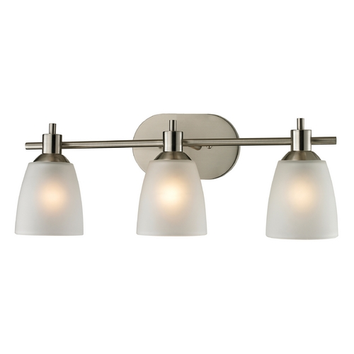 Thomas Lighting Thomas Lighting Jackson Brushed Nickel Bathroom Light 1303BB/20