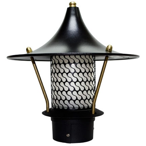 Dabmar Lighting Dabmar Lighting Black Path Light LV106B-B