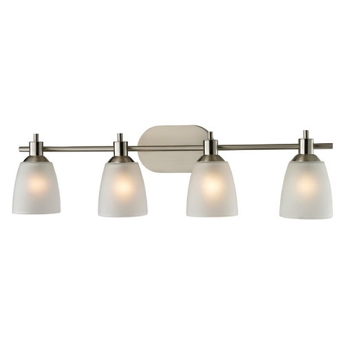 Cornerstone Lighting Cornerstone Lighting Jackson Brushed Nickel Bathroom Light 1304BB/20