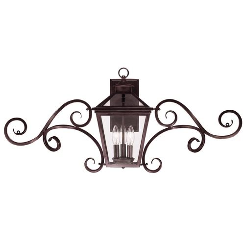 Savoy House Savoy House English Bronze Outdoor Wall Light 5-143-13