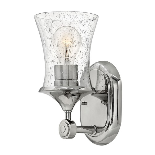 Hinkley Lighting Hinkley Lighting Thistledown Polished Nickel Sconce 51800PN
