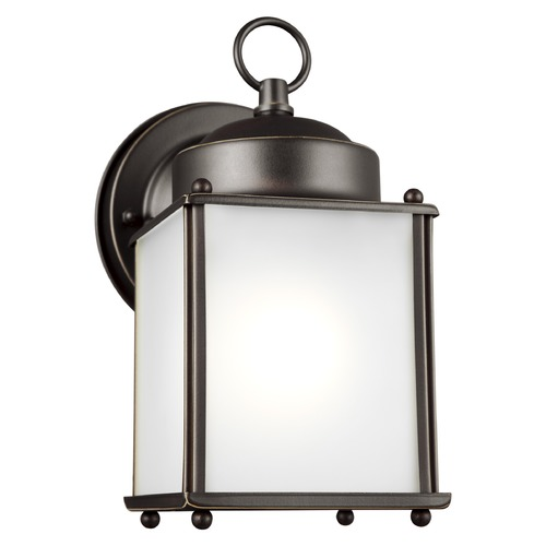 Sea Gull Lighting Sea Gull Lighting New Castle Antique Bronze LED Outdoor Wall Light 8592001EN3-71