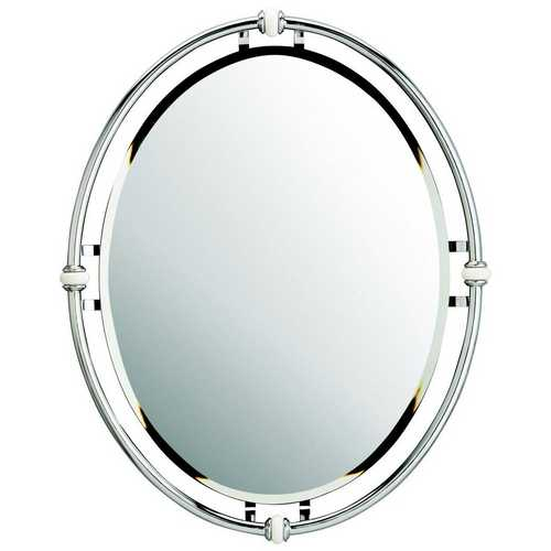 Kichler Lighting Kichler Oval 24-Inch Mirror 41067CH