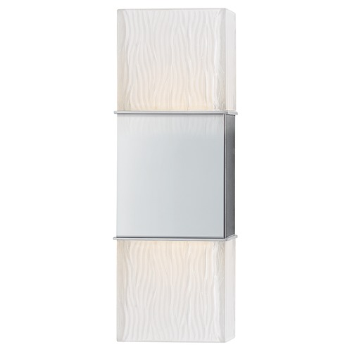 Hudson Valley Lighting Aurora ADA 2 Light Sconce - Polished Chrome 282-PC