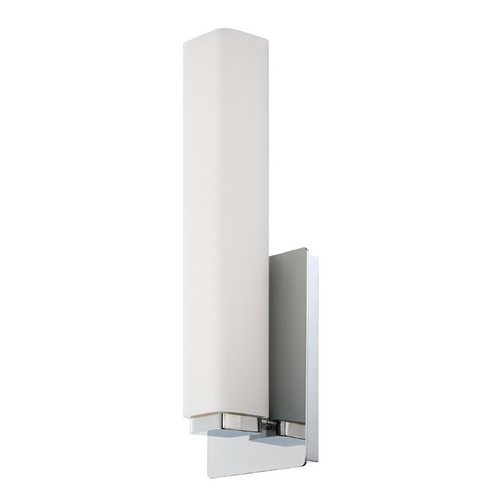 Modern Forms by WAC Lighting Modern Forms Vogue Chrome LED Sconce WS-3115-CH