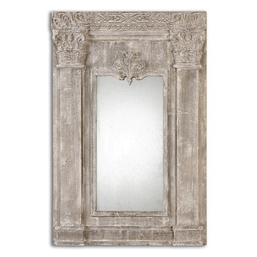 Uttermost Lighting Uttermost Anicetus Stone Mirror 13881