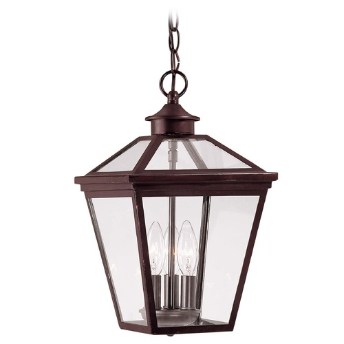 Savoy House Savoy House English Bronze Outdoor Hanging Light 5-146-13