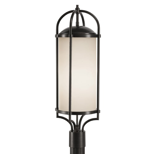 Feiss Lighting Feiss Lighting Dakota Espresso LED Post Light OL7607ES-LED