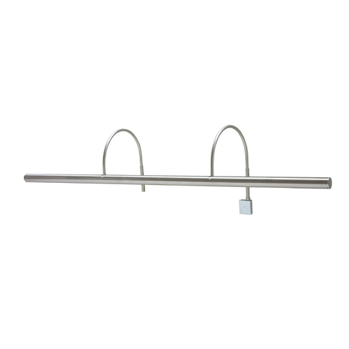 House of Troy Lighting Picture Light in Satin Nickel Finish XL36-52