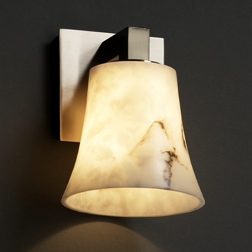 Justice Design Group Justice Design Group Lumenaria Collection Sconce FAL-8921-20-NCKL
