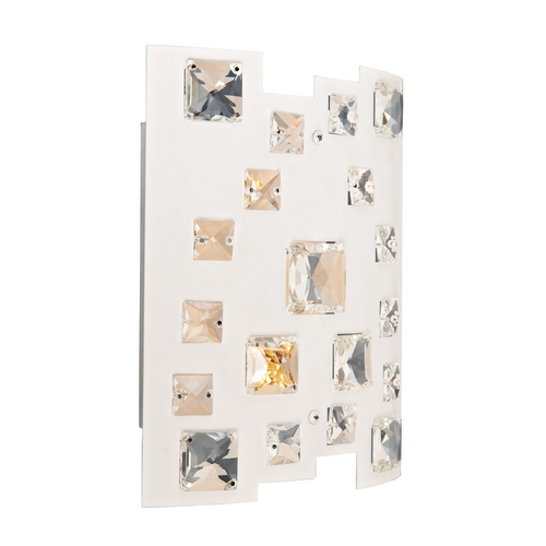 Lite Source Lighting Lite Source Lighting Isabella White Sconce EL-10133