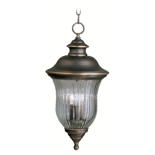 Kichler Lighting Kichler Outdoor Hanging Light in Olde Bronze Finish 9832OZ
