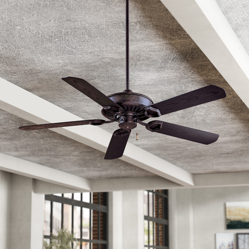 Minka Aire 54-Inch Ceiling Fan Without Light in Heritage Finish F589-HT