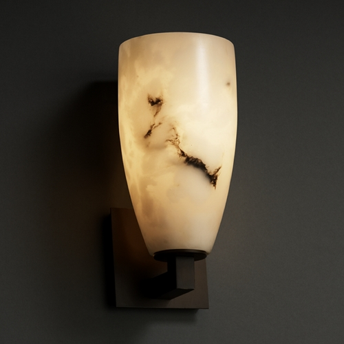 Justice Design Group Justice Design Group Lumenaria Collection Sconce FAL-8921-28-DBRZ