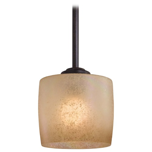 Minka Lavery Mini-Pendant with Scavo Glass 1181-357