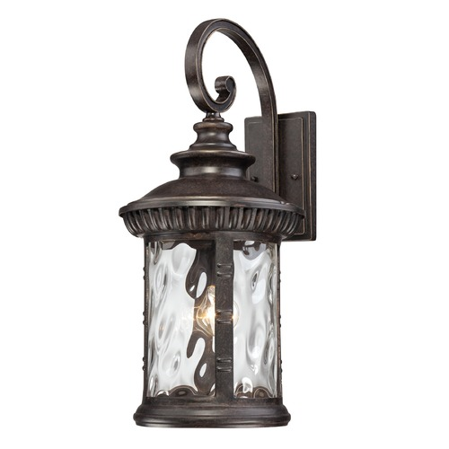 Quoizel Lighting Quoizel Chimera Imperial Bronze Outdoor Wall Light CHI8411IBFL