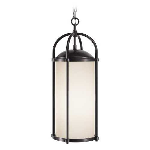 Feiss Lighting Feiss Lighting Dakota Espresso LED Outdoor Hanging Light OL7611ES-LED