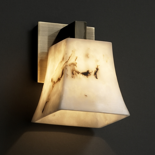 Justice Design Group Justice Design Group Lumenaria Collection Sconce FAL-8921-40-ABRS