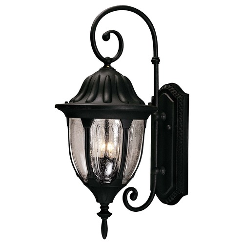 Savoy House Savoy House Textured Black Outdoor Wall Light 5-1501-BK