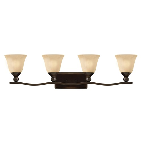 Hinkley Lighting Hinkley Lighting Bolla Olde Bronze Bathroom Light 5894OB-GU24