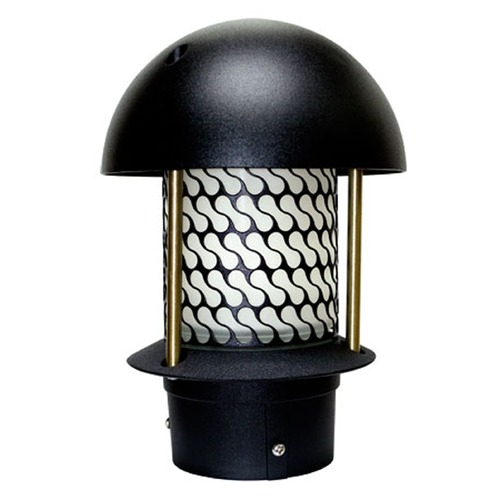 Dabmar Lighting Dabmar Lighting Black Path Light LV107B-B