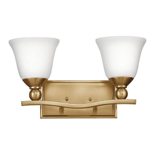 Hinkley Lighting Hinkley Lighting Bolla Brushed Bronze Bathroom Light 5892BR-OP