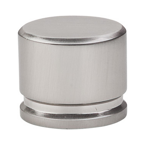 Top Knobs Hardware Modern Cabinet Knob in Brushed Satin Nickel Finish TK61BSN