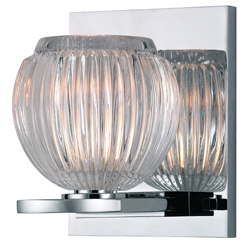 Hudson Valley Lighting Odem 1 Light Sconce - Polished Chrome 3161-PC