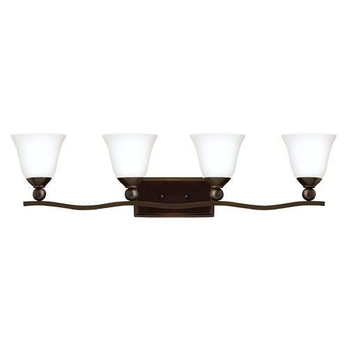Hinkley Lighting Hinkley Lighting Bolla Olde Bronze Bathroom Light 5894OB-OP-GU24