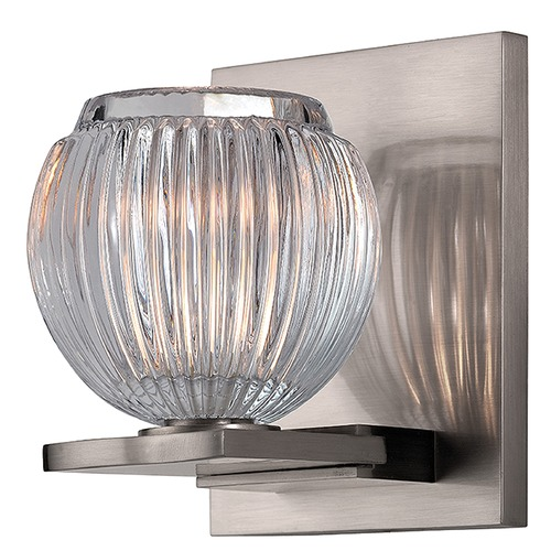 Hudson Valley Lighting Odem 1 Light Sconce - Satin Nickel 3161-SN