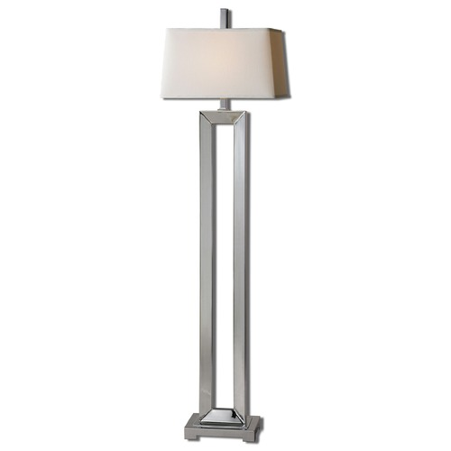 Uttermost Lighting Uttermost Coffield Metal Column Floor Lamp 28595