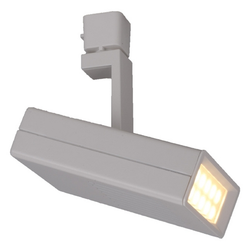 WAC Lighting Wac Lighting White LED Track Light Head J-LED25F-27-WT
