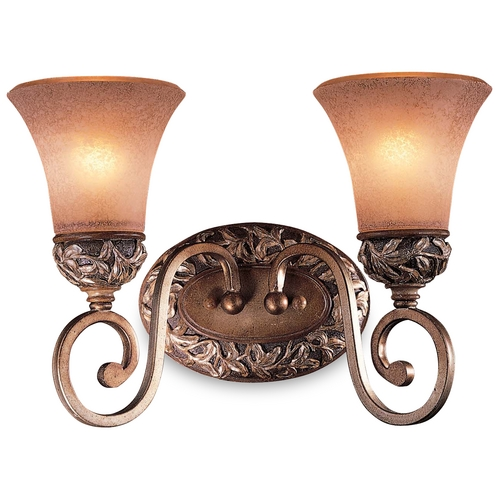 Minka Lavery Two-light Bathroom Light 5552-477