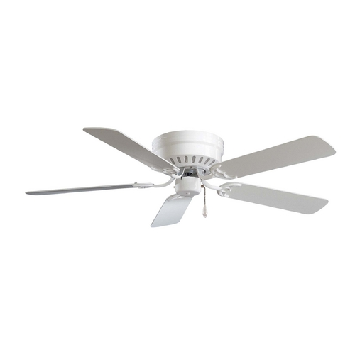 Minka Aire Ceiling Fan Without Light in White Finish F565-WH