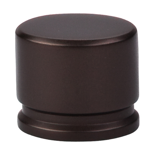 Top Knobs Hardware Modern Cabinet Knob in Oil Rubbed Bronze Finish TK61ORB