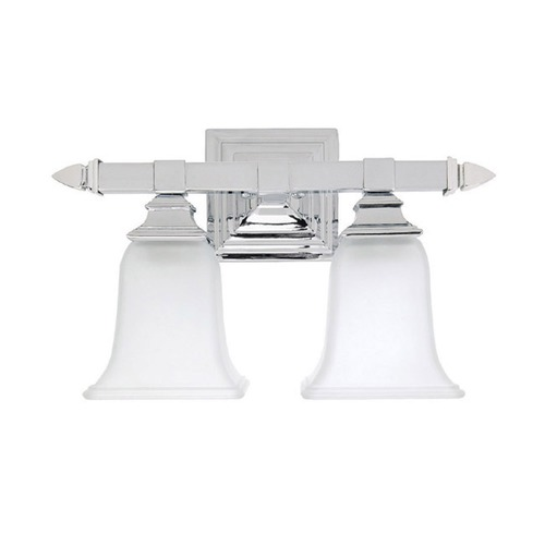 Capital Lighting Capital Lighting Chrome Bathroom Light 1062CH-142