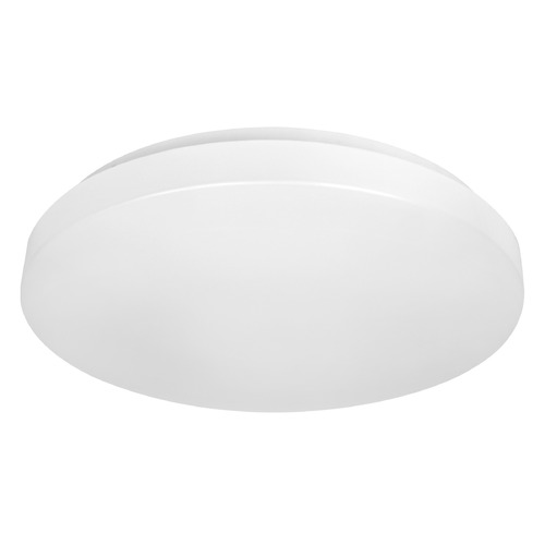 Satco Lighting Satco 20.5W 14 in. Acrylic Flush Mount CCT Selectable Non-Dimmable  62/1213