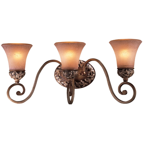 Minka Lavery Three-light Bathroom Light 5553-477