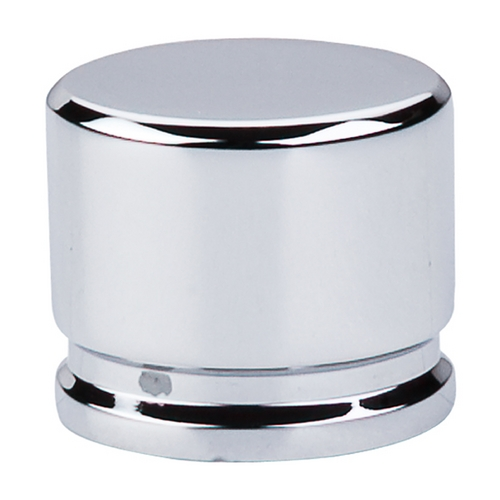 Top Knobs Hardware Modern Cabinet Knob in Polished Chrome Finish TK61PC