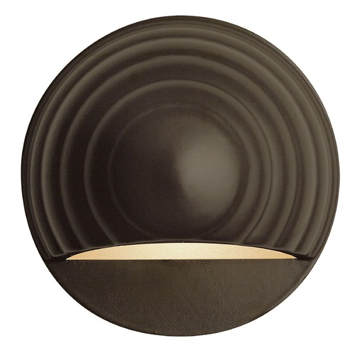 Hinkley Lighting Modern Deck Light in Bronze Finish 1549BZ