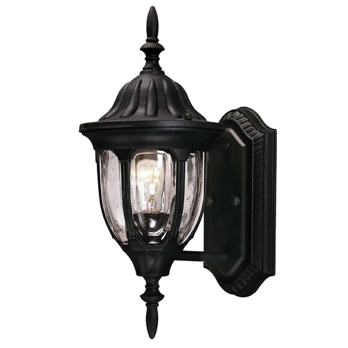 Savoy House Savoy House Textured Black Outdoor Wall Light 5-1503-BK