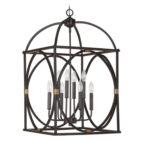 Capital Lighting Capital Lighting Foyer Surrey Pendant Light 4522SY