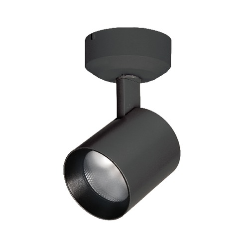 WAC Lighting WAC Lighting Lucio Black LED Monopoint Spot Light 2700K 1395LM MO-6022U-827-BK