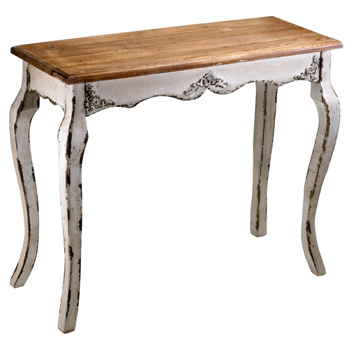 Cyan Design Cyan Design Cotswold Antique White Table 04253