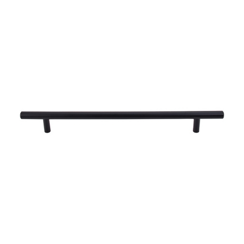 Top Knobs Hardware Modern Cabinet Pull in Flat Black Finish M991