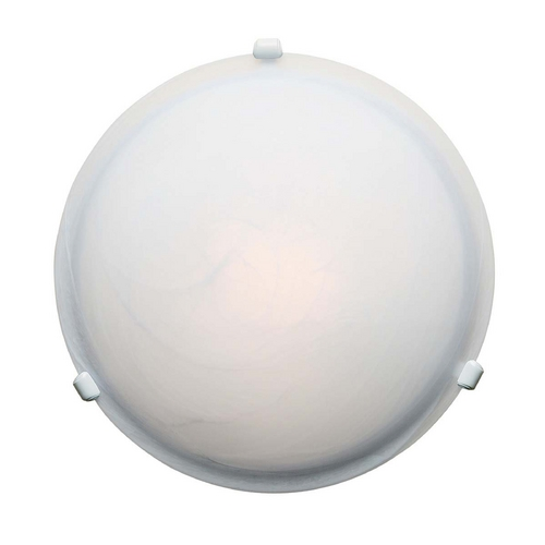 Access Lighting Access Lighting Nimbus White Flushmount Light C50046WHALBEN1113BS
