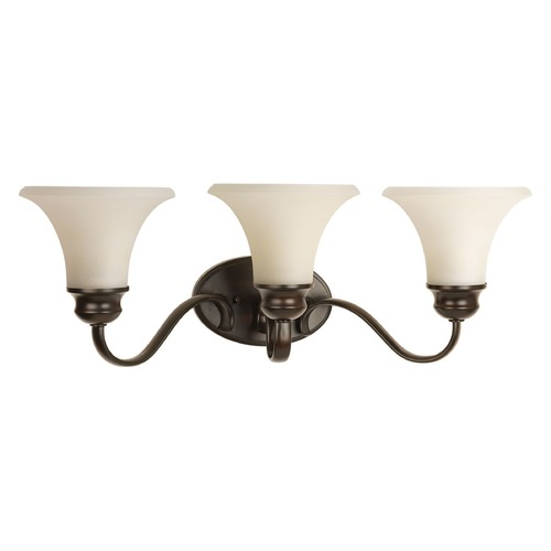 Progress Lighting Progress Lighting Applause Antique Bronze Bathroom Light P2097-20