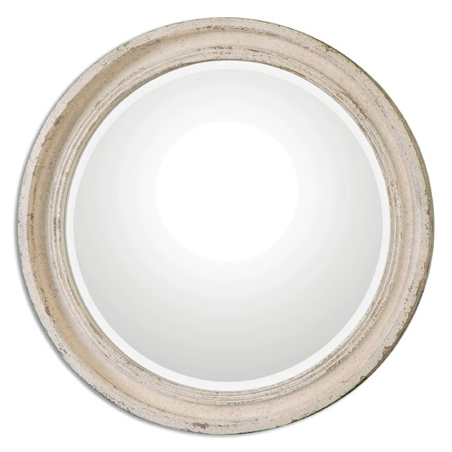 Uttermost Lighting Uttermost Busalla Ivory Round Mirror 13904
