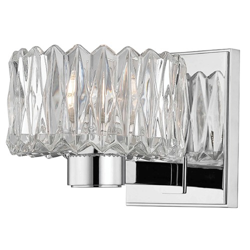 Hudson Valley Lighting Anson 1 Light Sconce - Polished Chrome 2171-PC