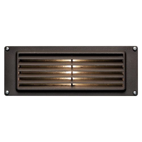 Hinkley Modern Recessed Step Light in Bronze Finish 1594BZ